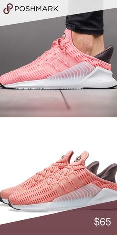 lowest price 5e0ae 5c26c Adidas climacool 02 17 women s Pink adidas climacool sneaks, gently worn  almost new adidas