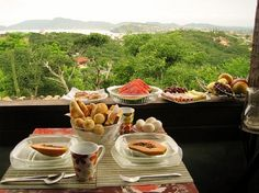 Breakfast Poucada - Buzios