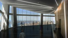 Rendering of One World Observatory....