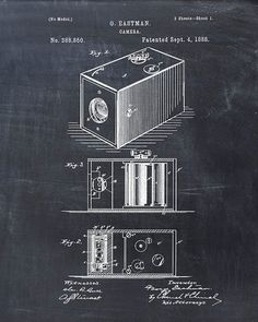Camera patent drawing from 1963 cmaras pinterest productos cmara de cine carteles de poca cmaras septiembre tienda etsy art prints paredes blueprint art malvernweather Images