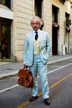 On the Street….Via Verri, Milano