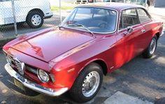 1967 Alfa Romeo Giulia Sprint GT Veloce GTV