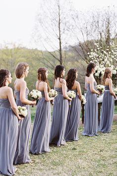 A Flower Filled Spring Wedding At Nashville Estate