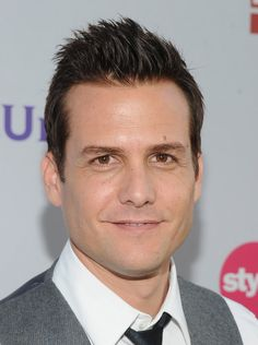 Gabriel Macht Cool Spiked Hairstyle for Men