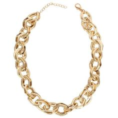 Trendy Fashion Statement Chain Necklace – klozetstyle.com Handmade Hair Accessories, Women Accessories, Mode Statements, Fine Jewelry, Women Jewelry, Necklace Price, Jewelry Party, Necklace Types, Leather Chain