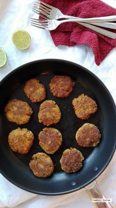 Vegansk falafel - den bedste og nemmeste opskrift!