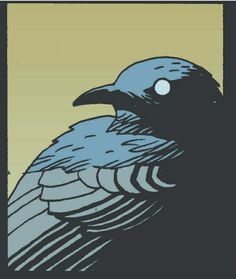 Wolves of St. August #1, Page 9, Panel 1. Mike Mignola.