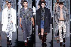Versace - Milán Otoño Invierno 2013-2014