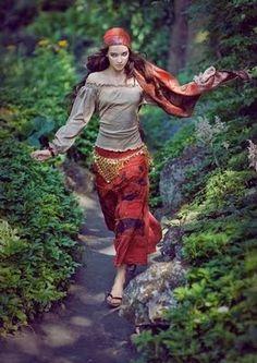 Gipsy style