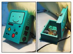 B-MO DIY Box for jewelry or collectables