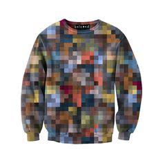 Dark Pixels Sweatshirt