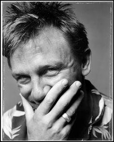 James Bond as Daniel Craig Young And Beautiful, Beautiful Men, Beautiful People, Gorgeous Guys, Pretty Men, Amazing People, Daniel Graig, Daniel Craig James Bond, Happy People