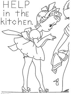 kitchen couple part 2 by Keen Olive, via Flickr