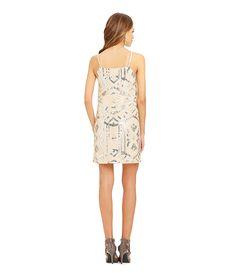 Gianni Bini Nicole Sequined Slip Dress | Dillards.com