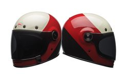 Bullitt Triple Threat Red Black | Helmets and Visors | Designer Helmets
