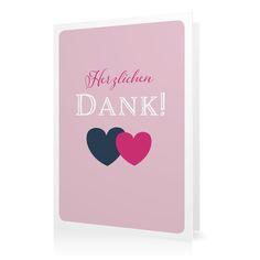 Dankeskarte Amors Pfeil in Malve - Klappkarte hoch #Hochzeit #Hochzeitskarten #Danksagung #Foto #kreativ #modern https://www.goldbek.de/hochzeit/hochzeitskarten/danksagung/dankeskarte-amors-pfeil?color=malve&design=78ea2&utm_campaign=autoproducts