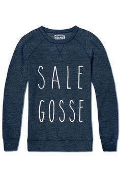 "Sweat ""Sale gosse"" Shaman"