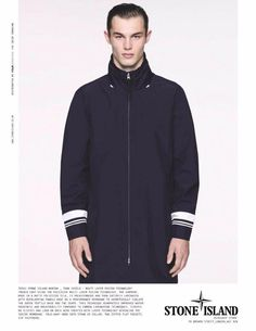 Kit Butler for the Stone Island Spring Summer 2017 Campaign