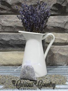Dried Lavender Bud Sachets for Weddings, Parties, Events, and home under your pillow.