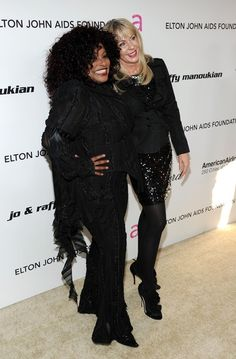 Chaka Khan and CEO and Founder of GlyMed Plus Christine Heathman - Oscars 2011 – Founder Christine Heathman on right she is 60 doesn't her skin look amazing!  If you want amazing, youthful glowing skin you got to use Glymed.  It's an amazing anti-aging facial line that will change your skin!