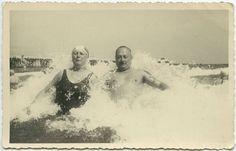happy vintage splash