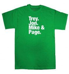 Phish Tribute tshirt sweatshirts hoodies and by NAMETSHIRTS, $11.99