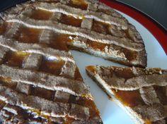 Crostata con farina integrale biologica!