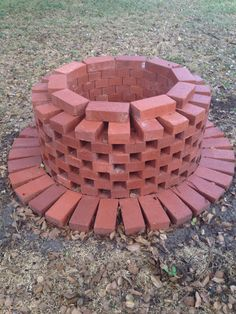 Fire pit made by Roland Amor