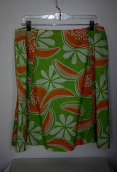 60s Vintage Fabulous Mini Skirt by FRENCH CUFF by RomantiqueTouch