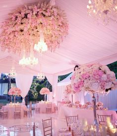 From a florist point of view this would be a awesome wedding to decorate for!
