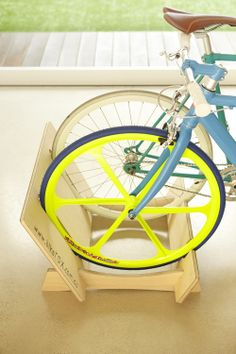 Sustainable, Melbourne made home bike storage with stylish edge http://www.bikestorage.com.au/about-us/bikerax