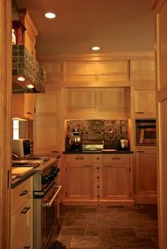 Japanese Kitchen Design Ideas, Pictures, Remodel, and Decor - page 2