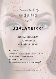 Huultenhoito Make Up, Personal Care, Eyes, Beauty, Self Care, Personal Hygiene, Makeup, Beauty Makeup, Beauty Illustration