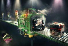 Locomotiva on Behance