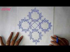 Rangoli Designs With Dots, Beautiful Rangoli Designs, Kolam Designs, Geometry Formulas, Kerala Mural Painting, Easter Specials, Muggulu Design, Floor Art, Dream House Plans