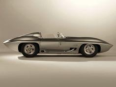 Une petite corvette ?? pour mon birthday le 23??? 1959 Corvette Stingray racer concept