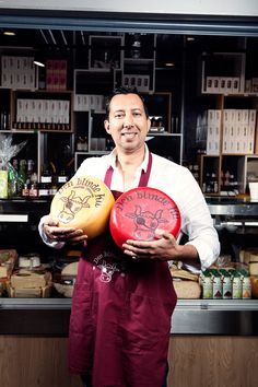Gutta på Haugen have their own specialty shop for cheeses, with a large selection of Norwegian and foreign varieties of artisan cheeses. Cheese Store, Artisan Cheese, Oslo