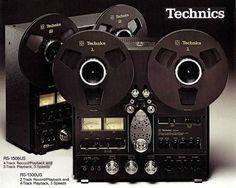 Technics RS-1500/RS-1506 (1976)