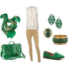 Luck Of The Irish: Dressing In St. Patrick's Day Style