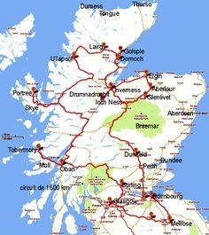 circuit de 14 jours en Ecosse Road Trip Moto, Road Trip Uk, Scotland Travel, Ireland Travel, Holiday Destinations, Travel Destinations, Voyage Europe, Future Travel, Van Life