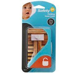 Bloqueo puertas plegadizas. Safety