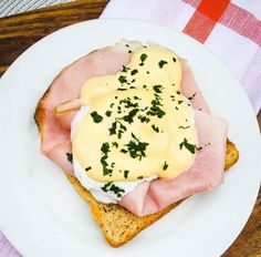 Healthy Hollandaise Sauce