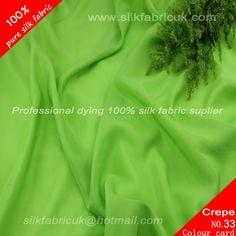 16mm silk crepe de chine fabric-grass green http://www.silkfabricuk.com/16mm-silk-crepe-de-chine-fabricgrass-green-p-458.html