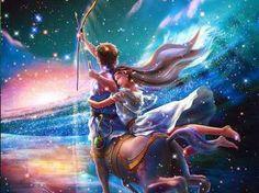 Sagittaire – Energie d'Expansion – Voyage au coeur des Astres