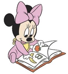 Baby Minnie Alphabet Book