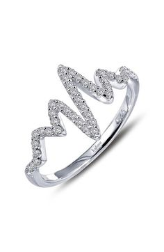 Lafonn 'Lassaire' Pulse Ring