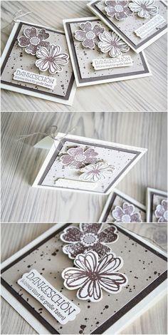 white grey home: Dankeskarten