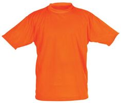 Non-ANSI High Visibility T-Shirts