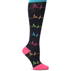 Nurse Mates Women's Compression Trouser Sock | allheart.com
