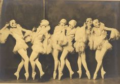 Ziegfeld Follies Girls The Ziegfeld Follies were a series of elaborate theatrical productions on Broadway in New York City from 1907 through 1931. Inspired by the Folies Bergères of Paris, the Ziegfeld Follies were conceived and mounted by Florenz Ziegfeld Photography by Alfred Cheney Johnston, the official photographer of the Zeigfeld Follies